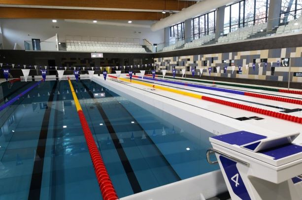 Nowy basen przy ul. Kijowskiej