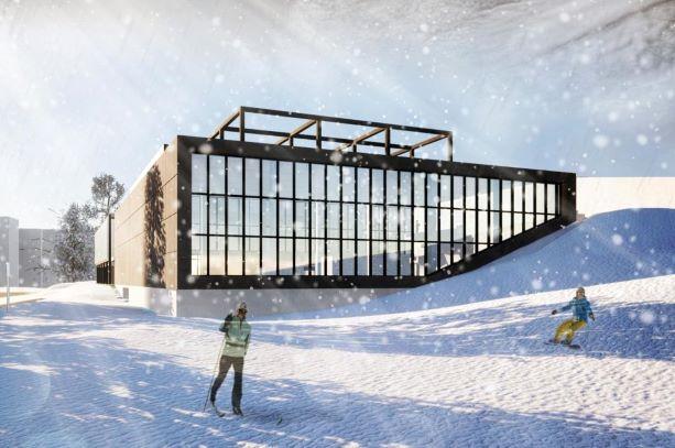Tak ma wyglądać Centrum Sportów Zimowych w Krakowie