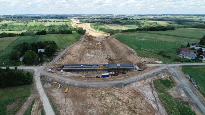 Jak buduje się droga ekspresowa S7 Widoma - Szczepanowice
