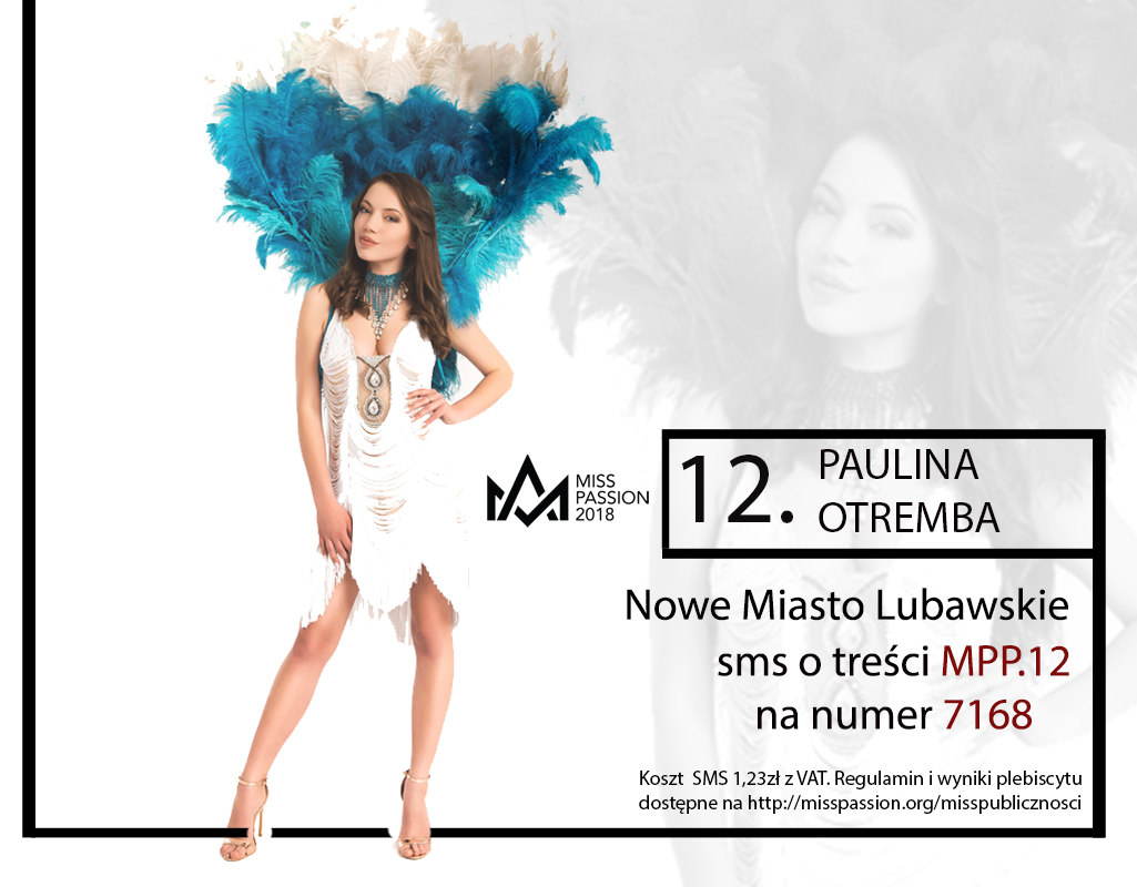 12. Paulina Otremba
