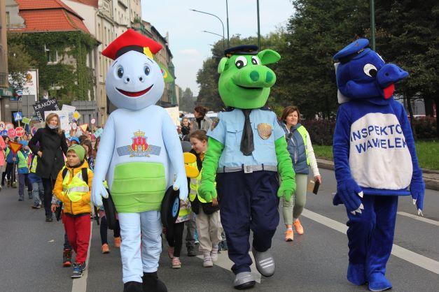 Marsz dzieci