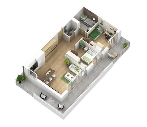 Mieszkanie Plus w Krakowie - przykładowe lokale do wynajęcia