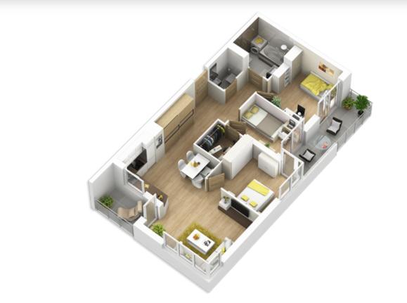 Mieszkanie Plus w Krakowie - przykładowe mieszkania, jak idzie budowa