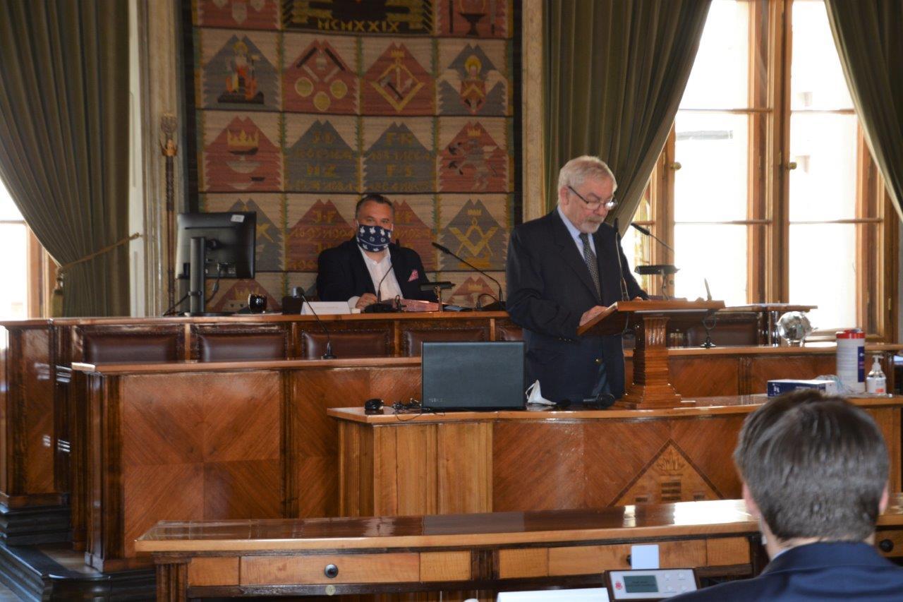 Nadzwyczajna sesja Rady Miasta Krakowa