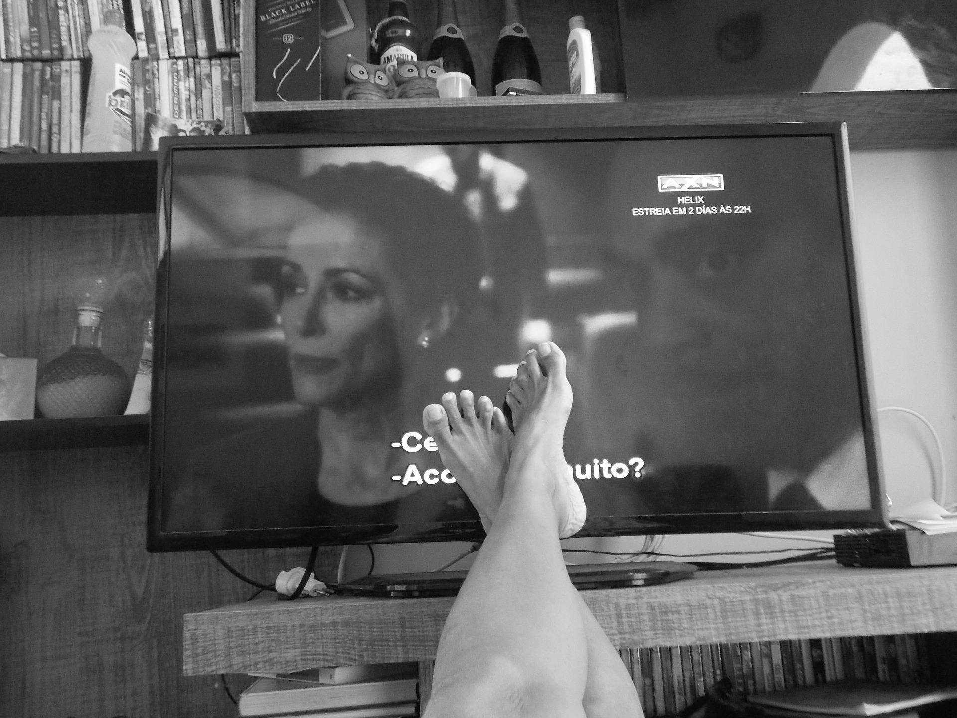 Wieczór z telewizorem
