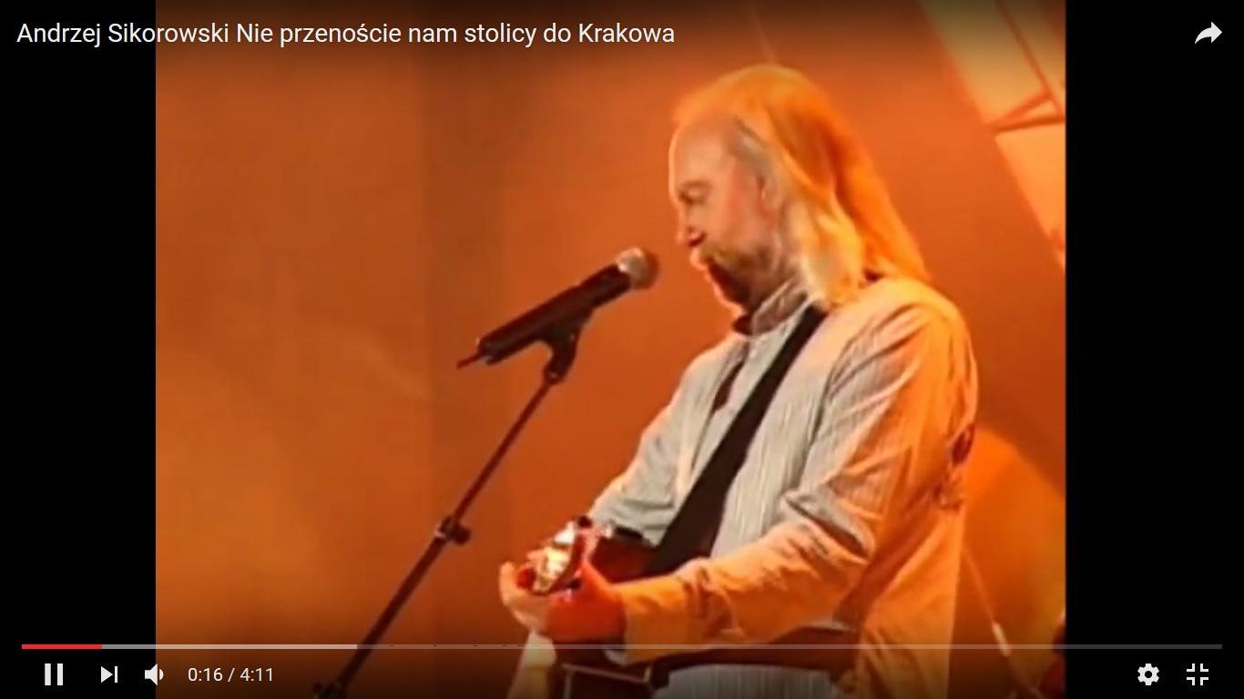 2. Pod Budą - Nie przenoście nam stolicy do Krakowa