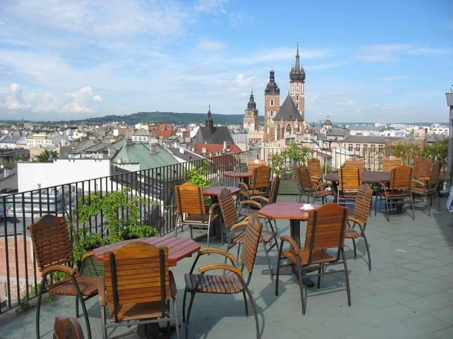1. Restauracja na dachu