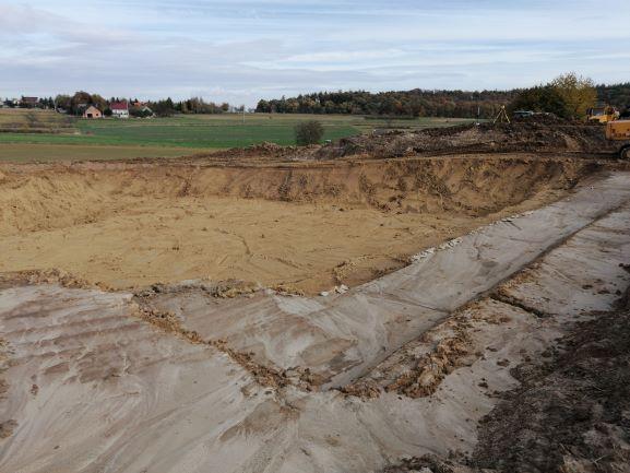 Co robiono na budowie drogi S7 Kraków - Widoma pod koniec 2020 roku