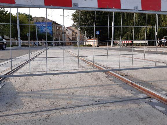 Ulica Krakowska prawie gotowa