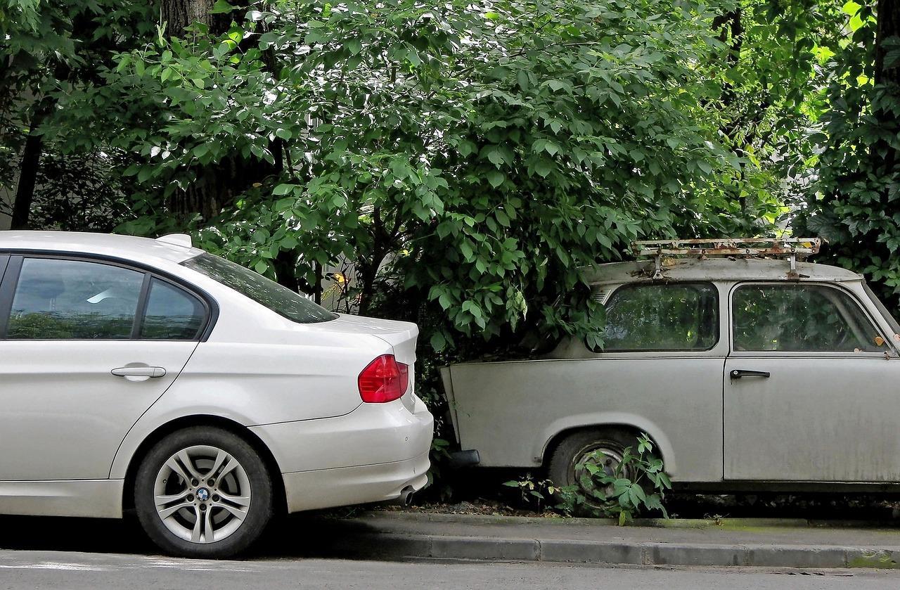 Upiększanie parkingu