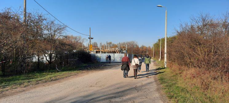 Tak buduje się park na Zakrzówku