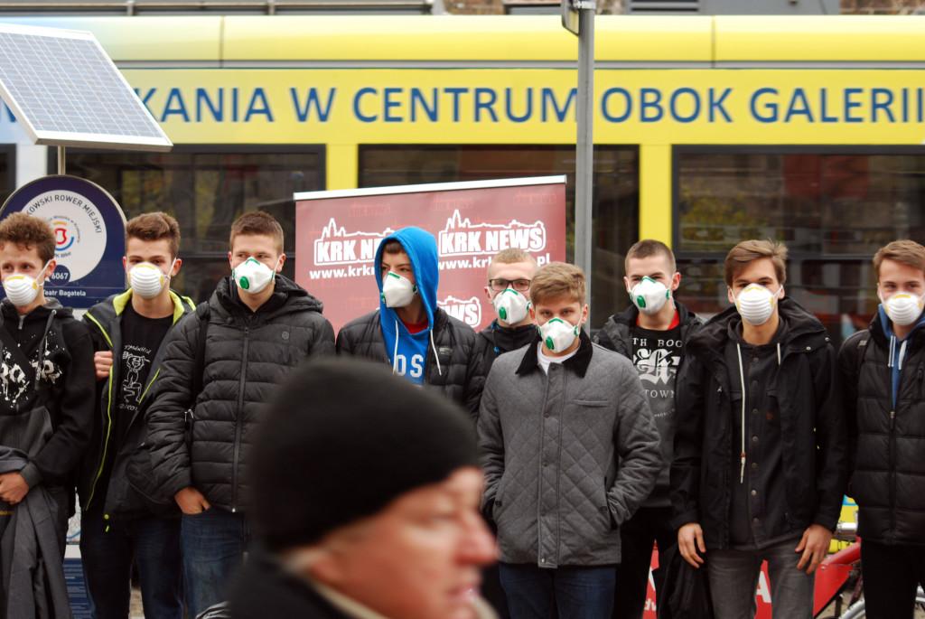 Chcą walczyć ze smogiem, dzięki ŚDM