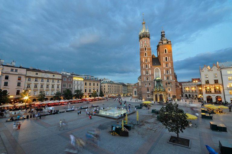 Kraków w czołówce po unijne pieniądze