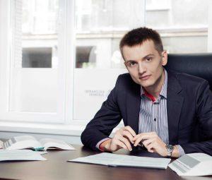 Adwokat Michał Kaczmarski