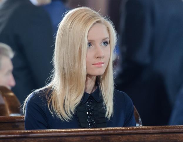 Córka prezydenta znalazła pracę! Czy Kinga Duda wyprowadzi się do Warszawy?