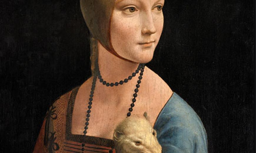 Co łączy Leonardo Da Vinci Z Krakowem Dziś Rocznica śmierci Geniusza Krknews