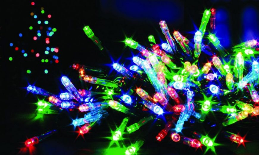 Oświetlenie świąteczne Led Krknews