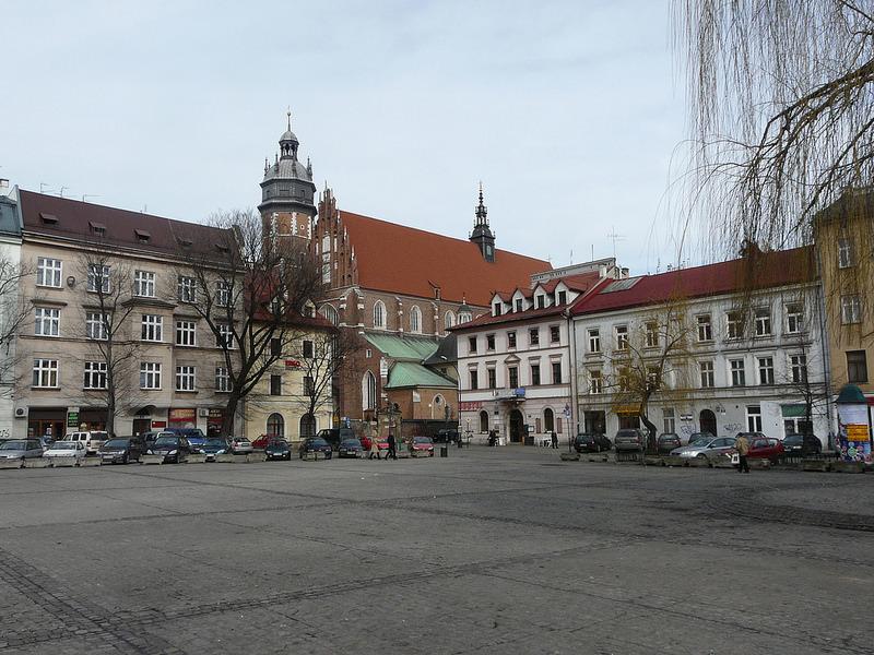Parking na Kazimierzu przestanie istnieć. Co na to mieszkańcy?