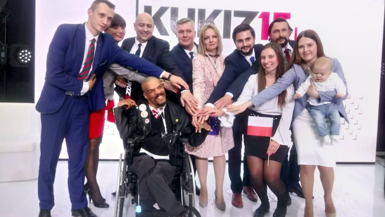 Kukiz'15 będzie walczyć z ukraińską żywnością! Kto kandyduje do Parlamentu Europejskiego?