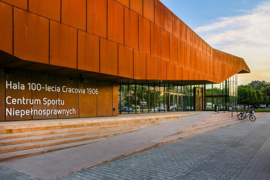 Będzie nowy sponsor tytularny Hali 100-lecia Cracovii? Trwają poszukiwania