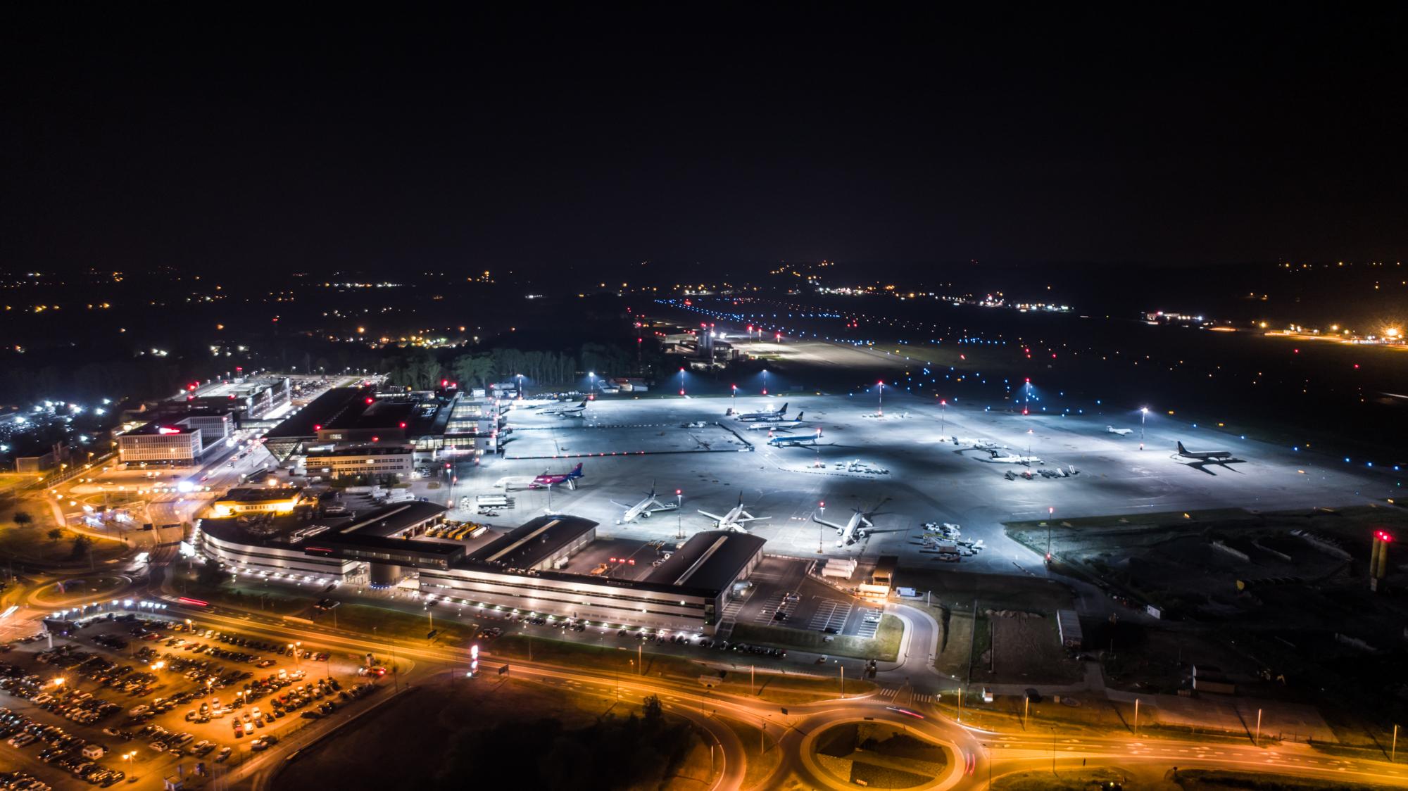 Będzie plan ochrony przed hałasem dla lotniska w Balicach. Efekty? Cisza nocna tylko przez cztery godziny