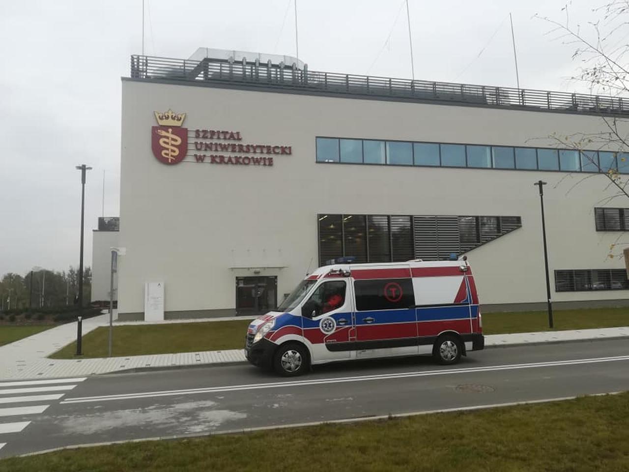 Koronawirus w Krakowie. Dwa oddziały Szpitala Uniwersyteckiego objęte kwarantanną. Kolejne przypadki zakażenia w Małopolsce, w tej grupie jest poseł Siarka