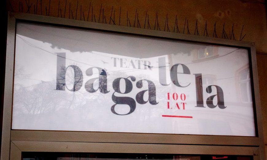 Teatr Bagatela (fot. Jan Lorek)