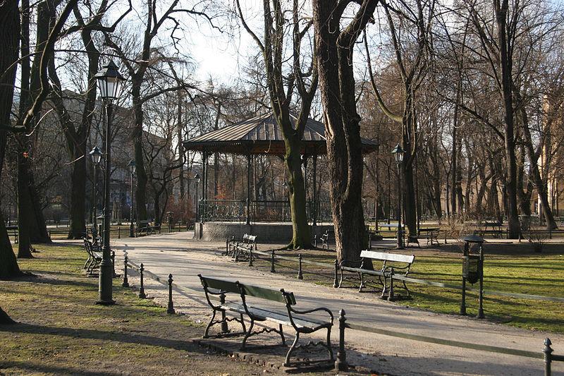 Niezłe powietrze i słoneczny dzień zachęcają do spacerów po Krakowie. Od jutra zmiana!