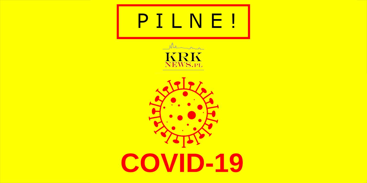 Koronawirus. Ogromny spadek liczby nowych zakażeń. W Krakowie i Małopolsce bez zgonu z powodu COVID-19!