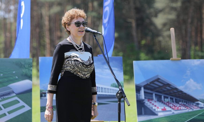 Elżbieta Filipiak (fot. Cracovia.pl)