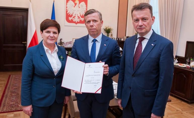 Bunt przeciwko likwidacji kopalń powodem dymisji wojewody Piotra Ćwika?