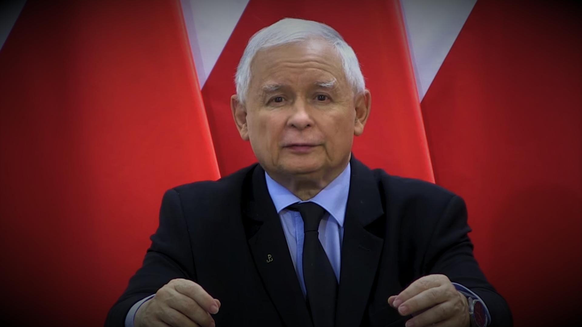 Kaczyński ma powody do zmartwienia? Sondaż pokazuje, że PiS nie mógłby samodzielnie rządzić