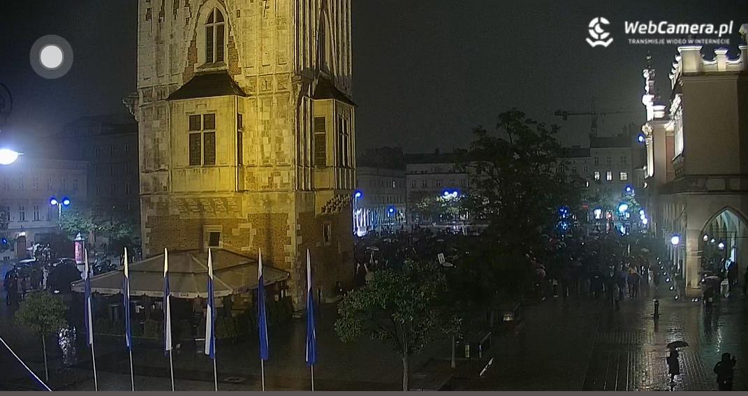 """""""To jest wojna"""". Protestujący znowu wyszli na ulice Krakowa"""