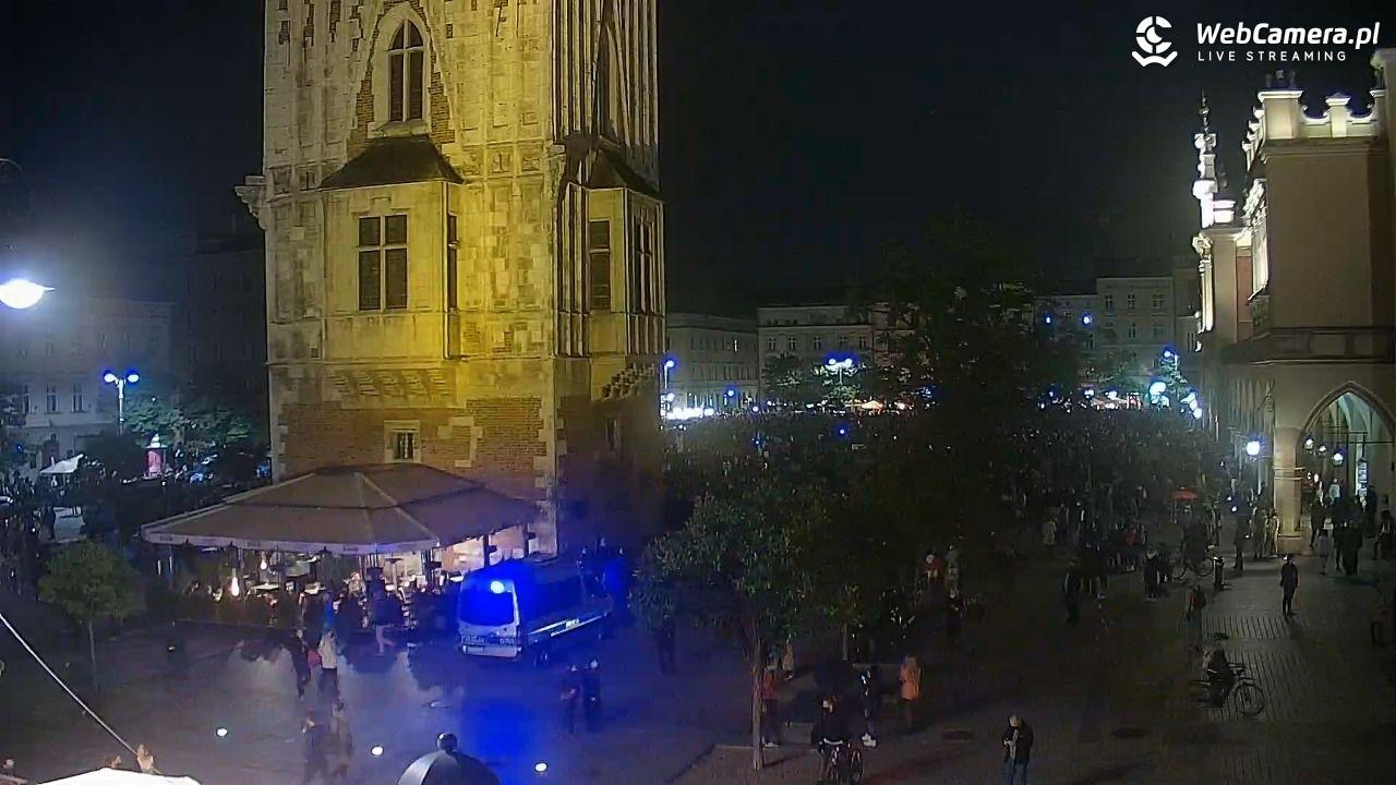 Tłumy na Rynku Głównym w Krakowie protestują przeciwko wyrokowi TK [zdjęcia, video]