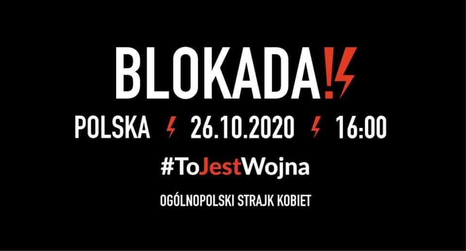"""Totalna blokada Krakowa? Kolejny dzień protestów pod hasłem """"To jest wojna"""""""