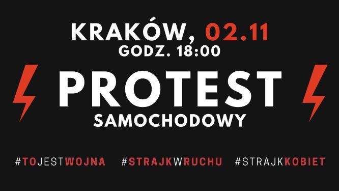 """""""To jest wojna"""". Te ulice zablokują dziś w Krakowie protestujący [mapa]"""