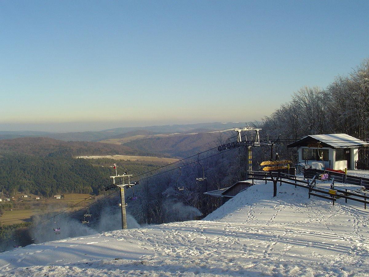 Wyciągi narciarskie będą zamknięte!