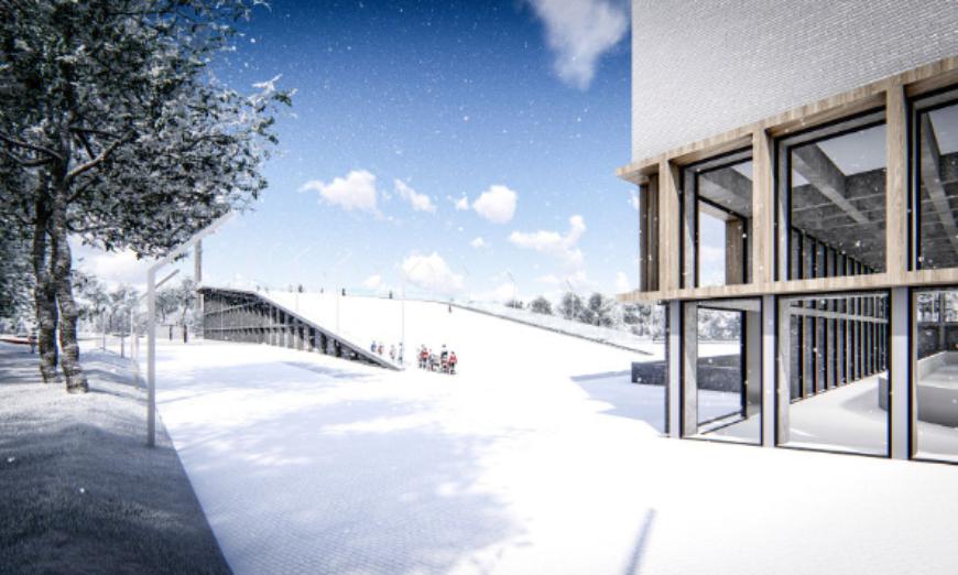 Centrum Sportów (nie tylko) Zimowych. Kraków zyska obiekt, jakiego nie ma w Polsce