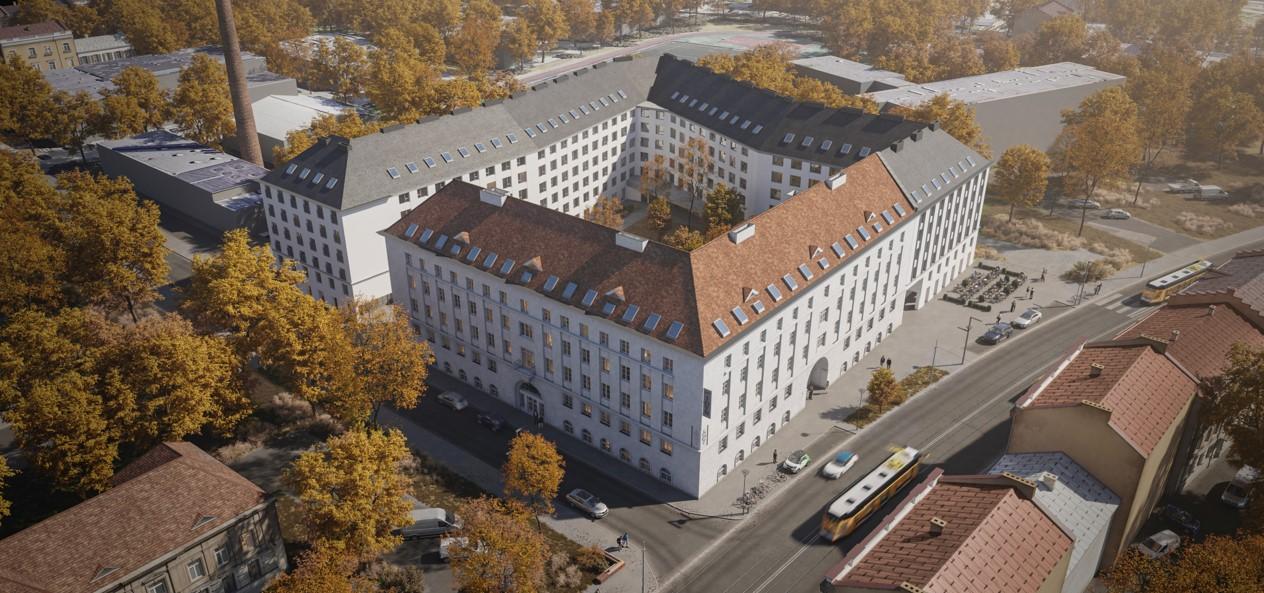 Dom Medyków stanie się hotelem. Obok inwestor zbuduje nowy akademik