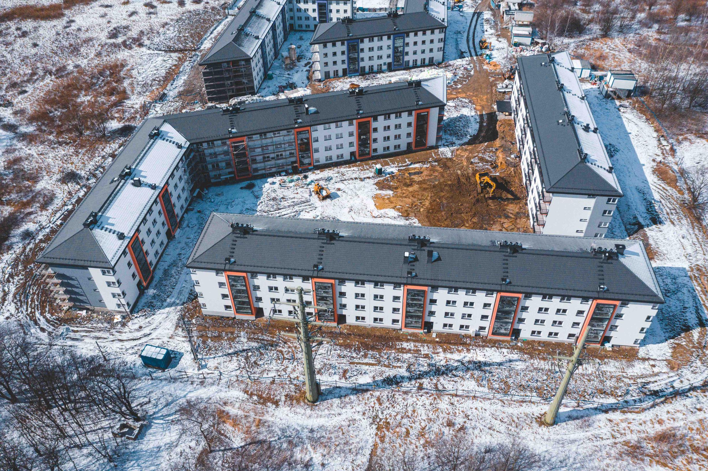 Mieszkania Plus w Krakowie. Wiemy, kiedy ruszy nabór chętnych na mieszkania na Klinach